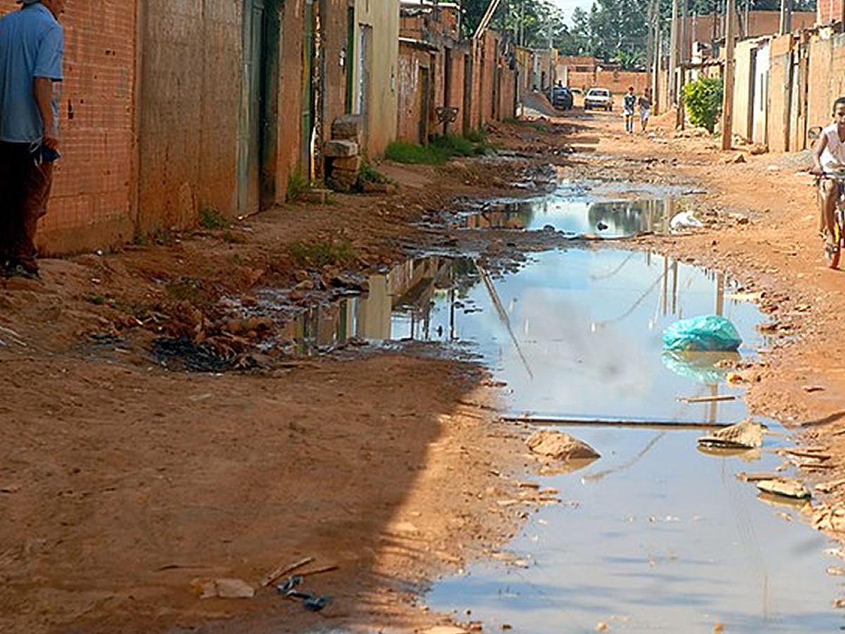 Novo marco do Saneamento